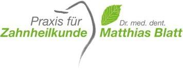 Zahnarzt Dr. Blatt, Limburg Logo