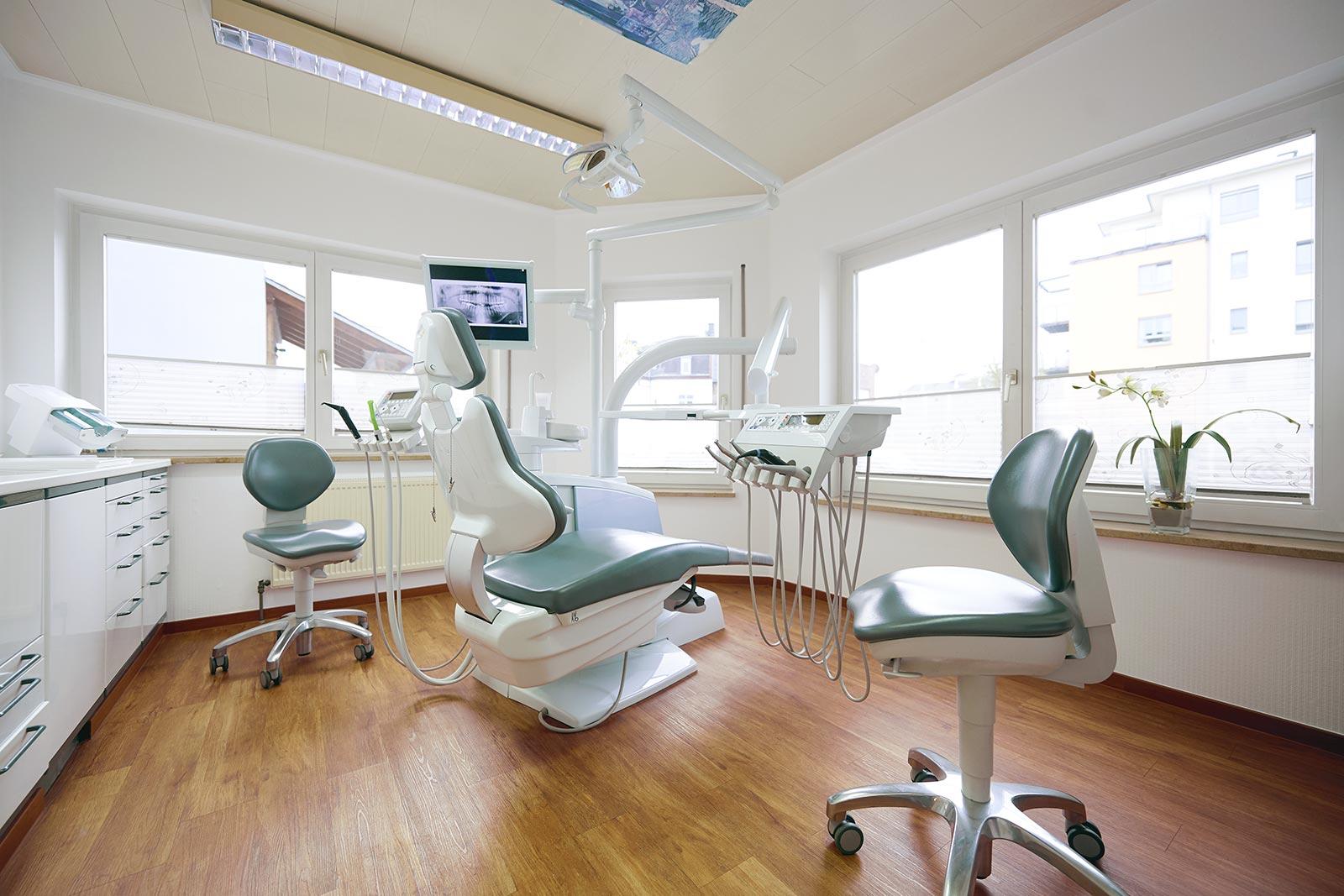 Der zahnärztliche Behandlungsraum 2