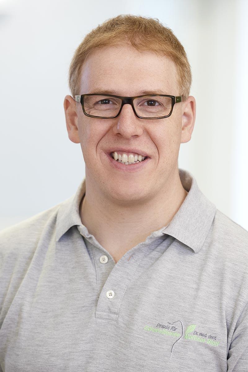 Zahnarzt Dr. med. dent. Matthias Blatt