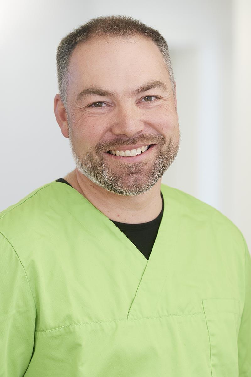 Zahntechniker Alexander Schaper