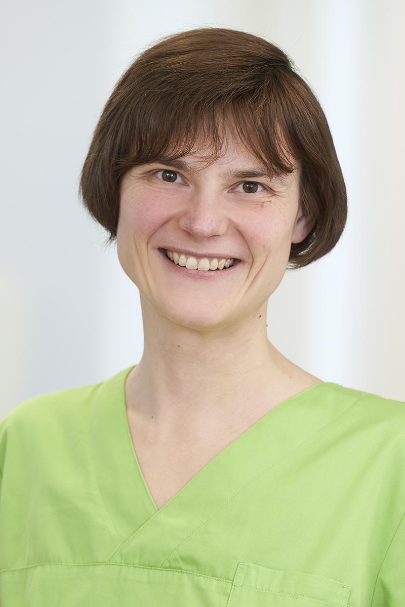 Zahnmedizinische Fachangestellte Yvonne Bausch