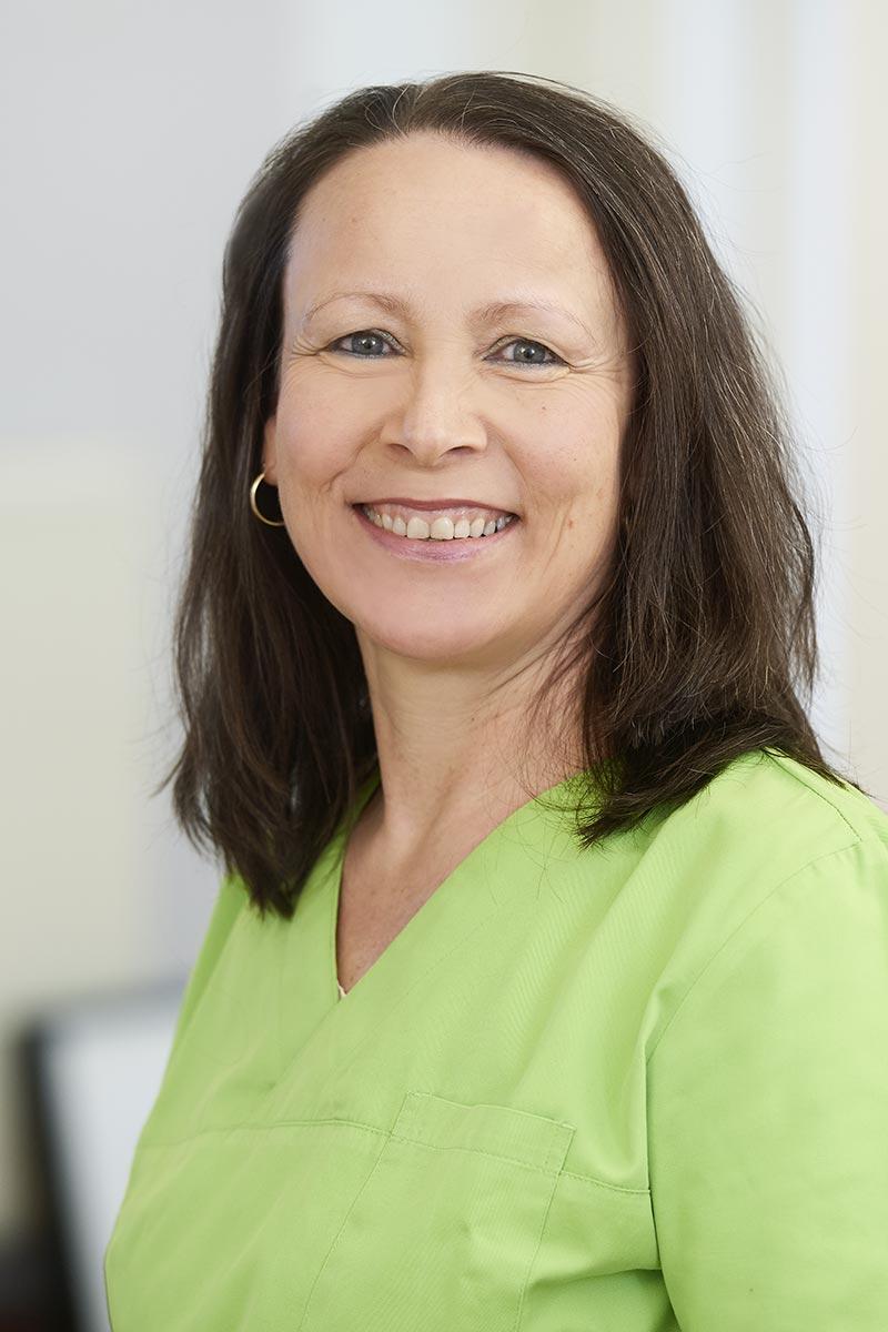 Zahnmedizinische Fachassistentin Iris Zipp