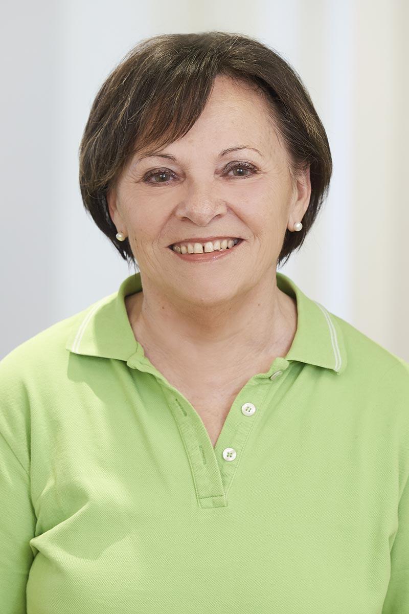 Zahnmedizinische Verwaltungsangestellte Silvia Jyrch